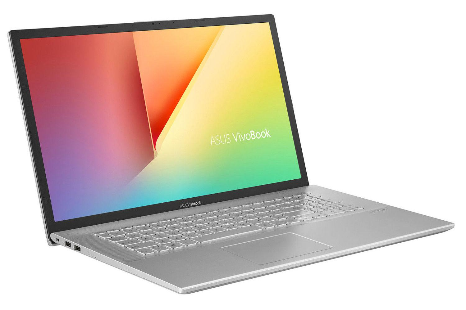 Ordinateur portable Asus VivoBook X712FB-AU168T Argent - SSD 512 Go, MX110 - photo 1