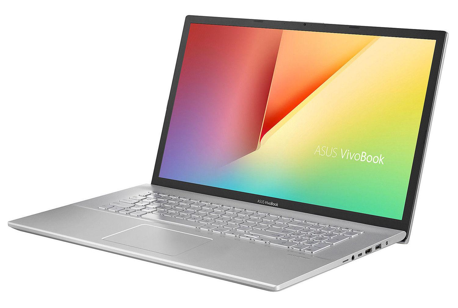 Ordinateur portable Asus VivoBook X712FB-AU168T Argent - SSD 512 Go, MX110 - photo 3