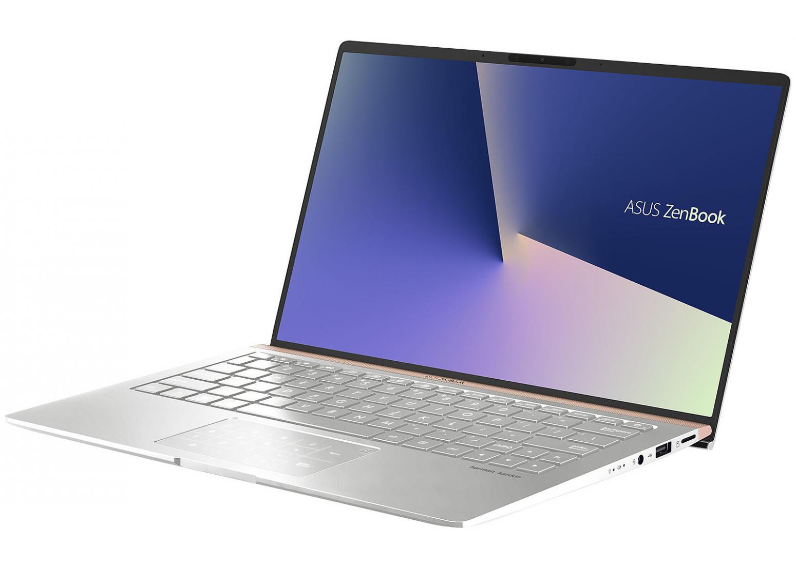 Ordinateur portable Asus Zenbook 13 UX333FA-A3238R Argent - NumPad, Pro - photo 2