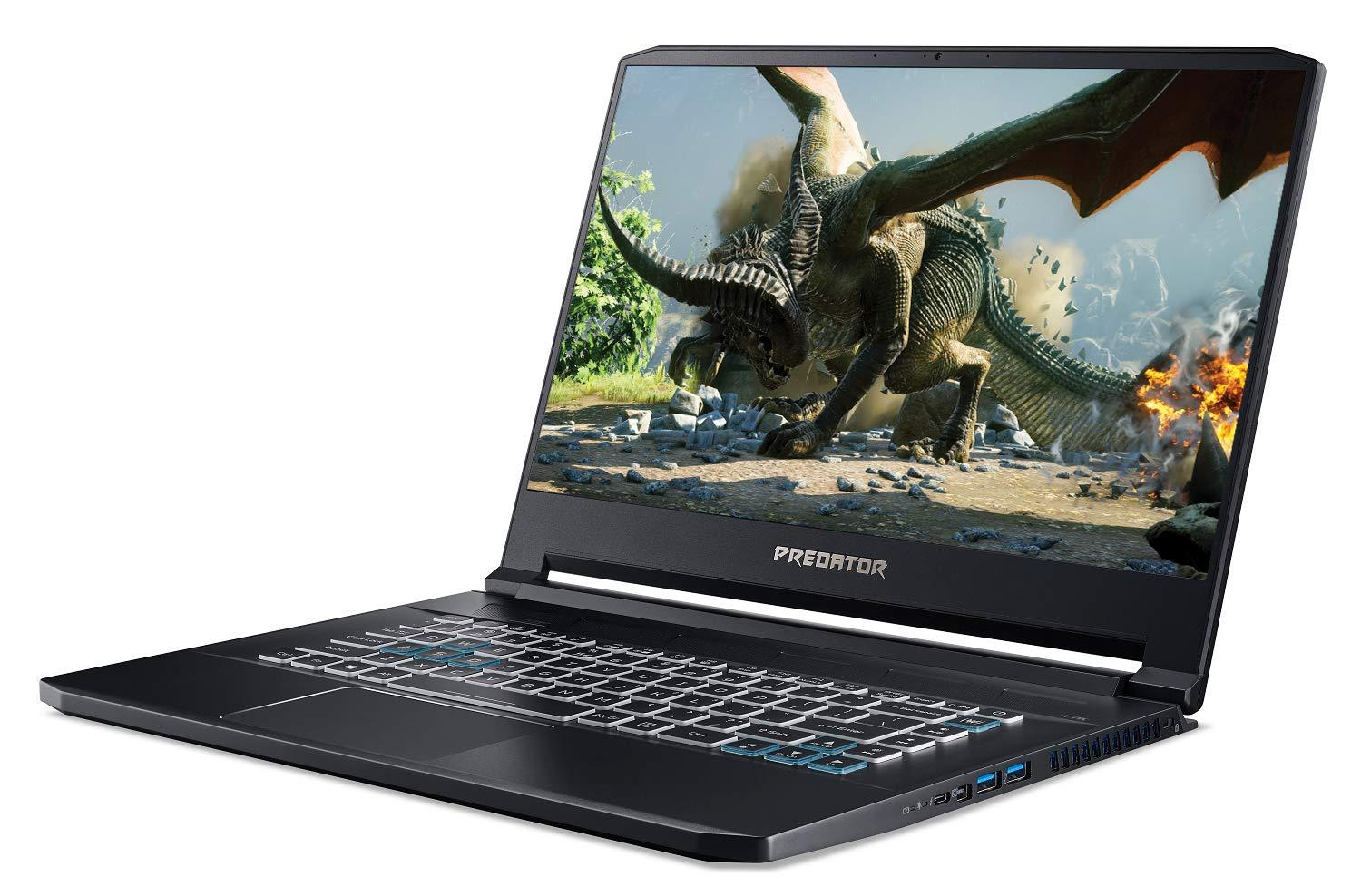 Ordinateur portable Acer Triton 500 PT515-51 (NH.Q4WEF.009) - RTX 2080, IPS 144Hz, SSD 1 To - photo 8