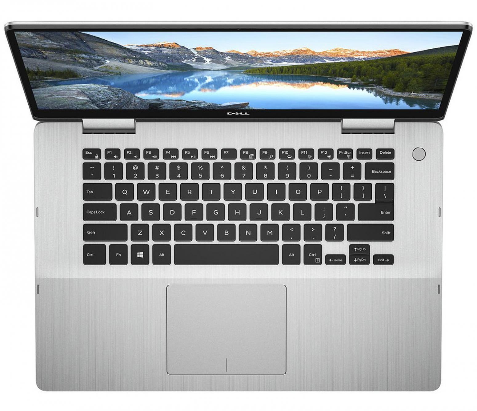 Ordinateur portable Dell Inspiron 15 7000 (7586) 2en1 Argent - photo 4