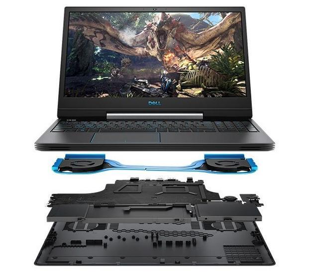 Ordinateur portable Dell G5 15 5590 Noir - RTX 2060, Hexa Core i7 - photo 10