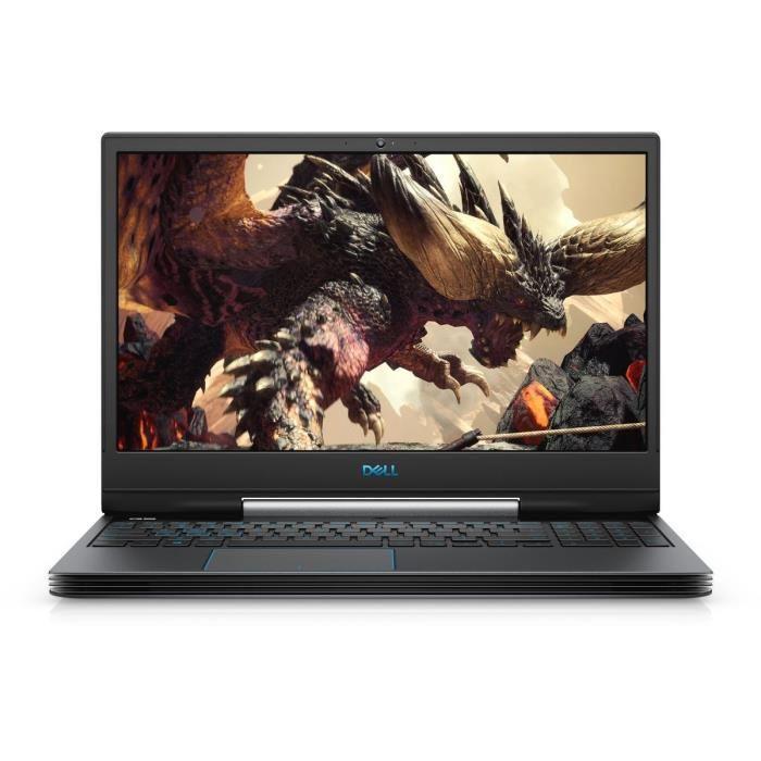 Ordinateur portable Dell G5 15 5590 Noir - RTX 2060, Hexa Core i7 - photo 4