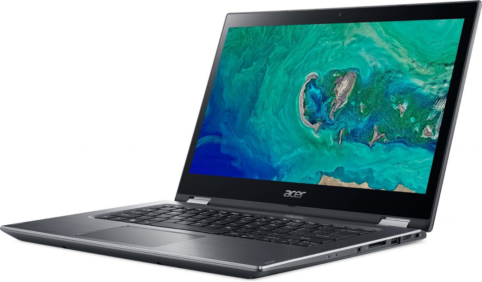 Ordinateur portable Acer Spin 3 SP314-52-5565 Gris - Tactile - photo 6