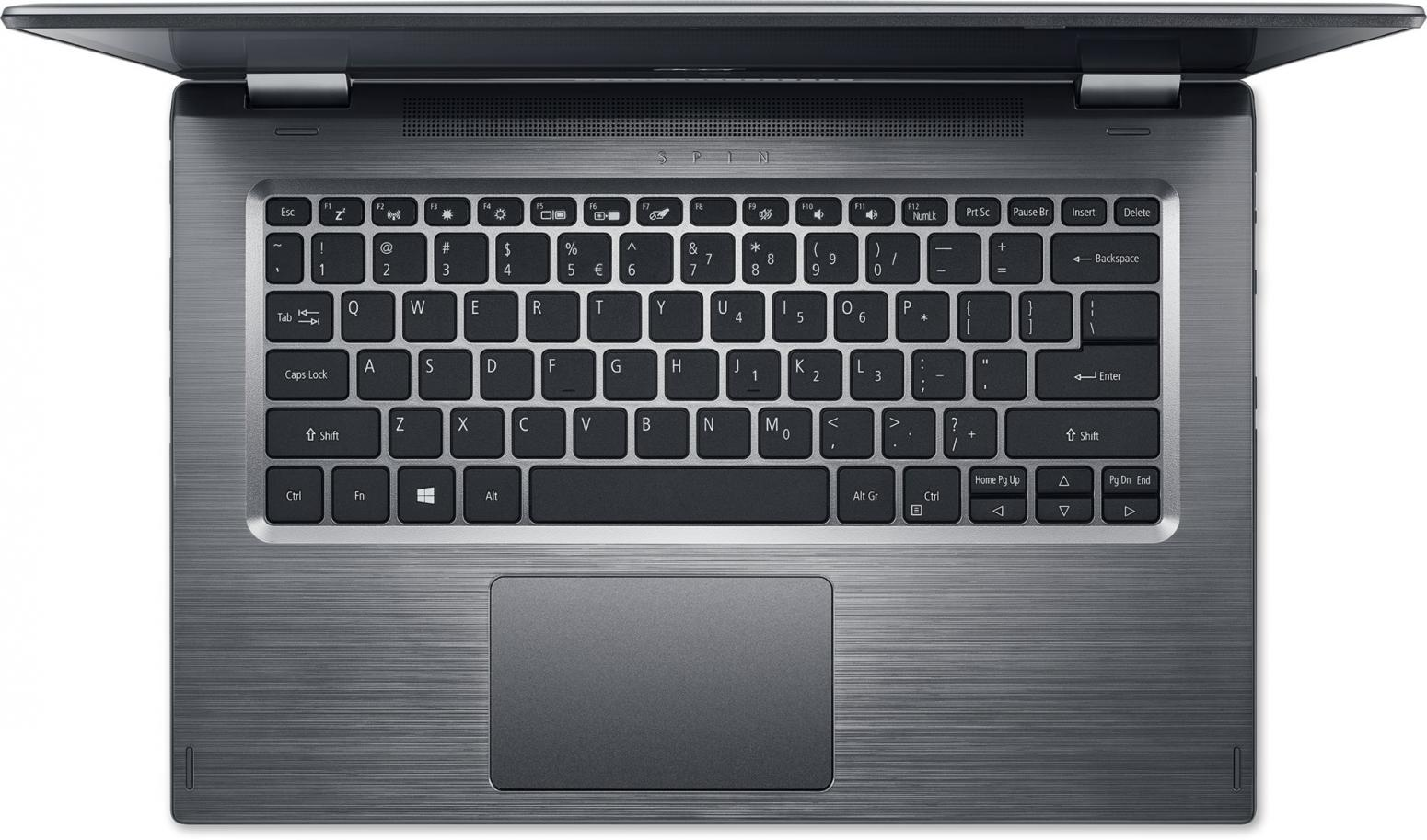 Ordinateur portable Acer Spin 3 SP314-52-5565 Gris - Tactile - photo 7