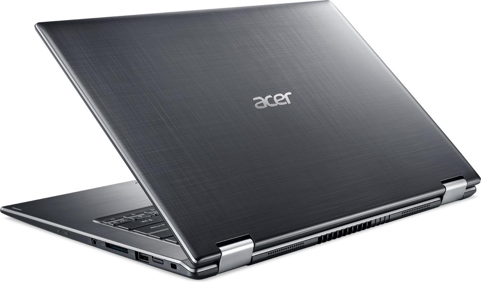 Ordinateur portable Acer Spin 3 SP314-52-5565 Gris - Tactile - photo 8