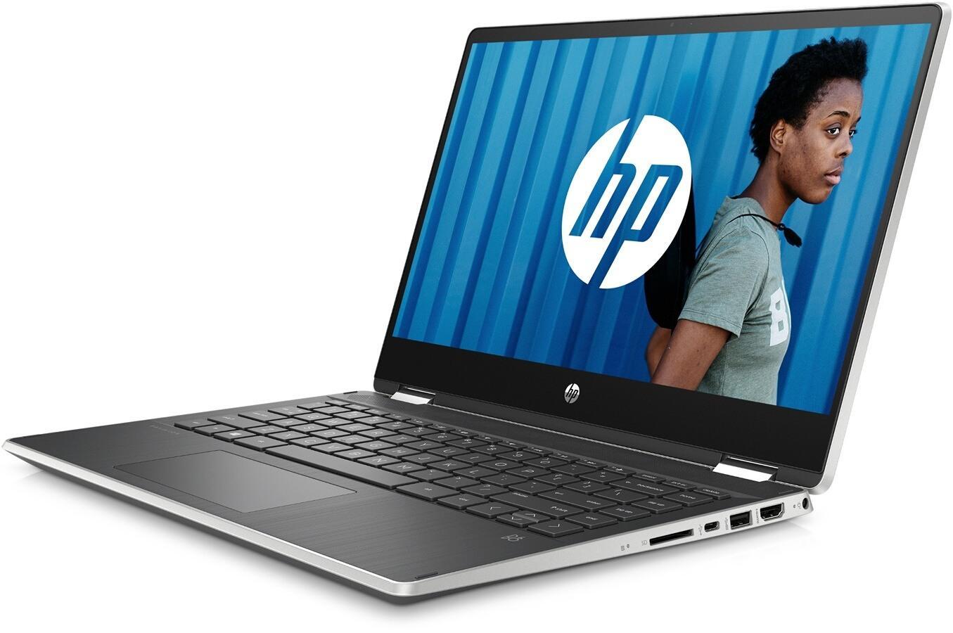 Ordinateur portable HP Pavilion x360 14-dh0049nf Argent - Tactile - photo 4