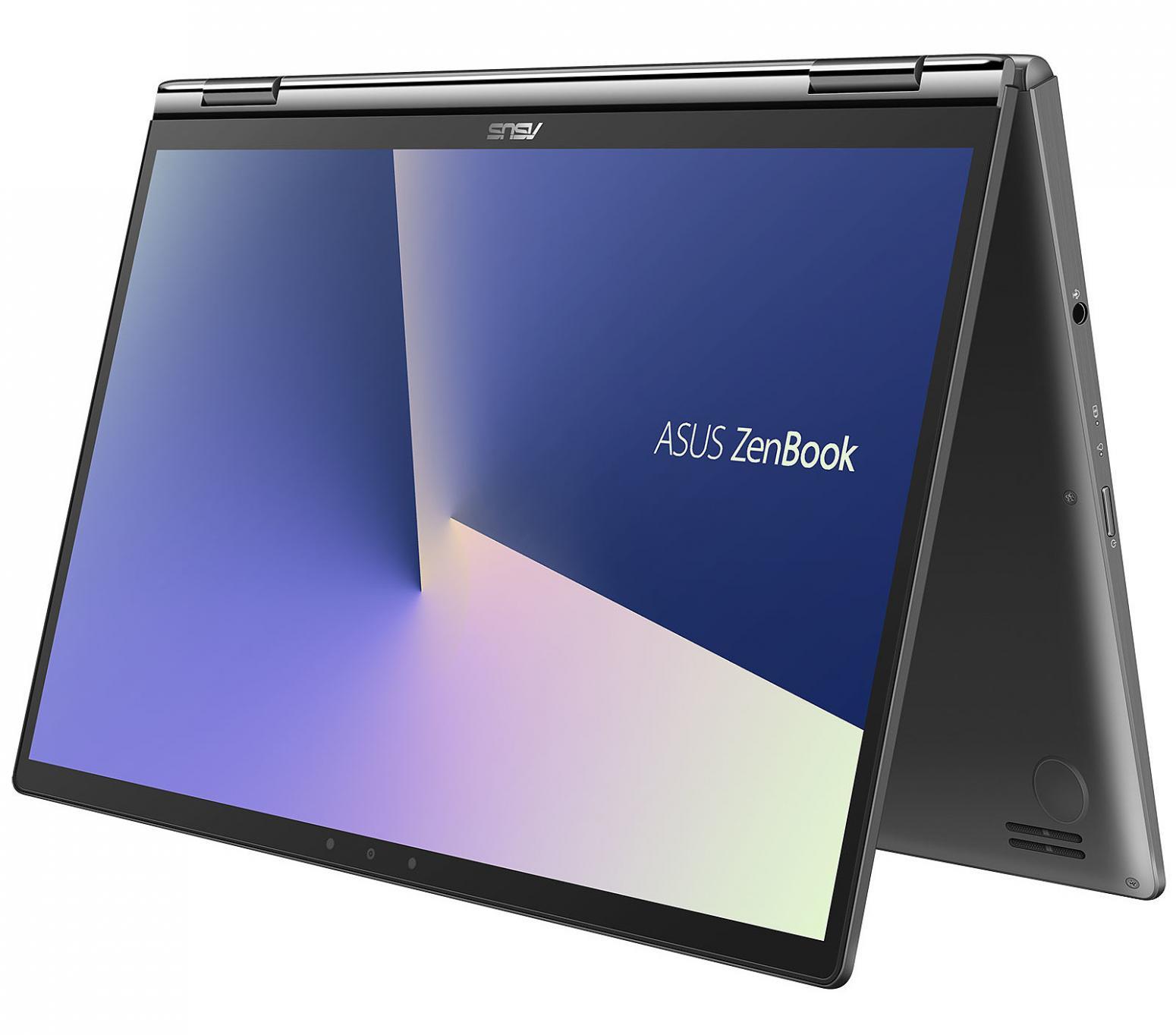 Ordinateur portable Asus ZenBook Flip UX362FA-EL093R Gris - Pro - photo 3