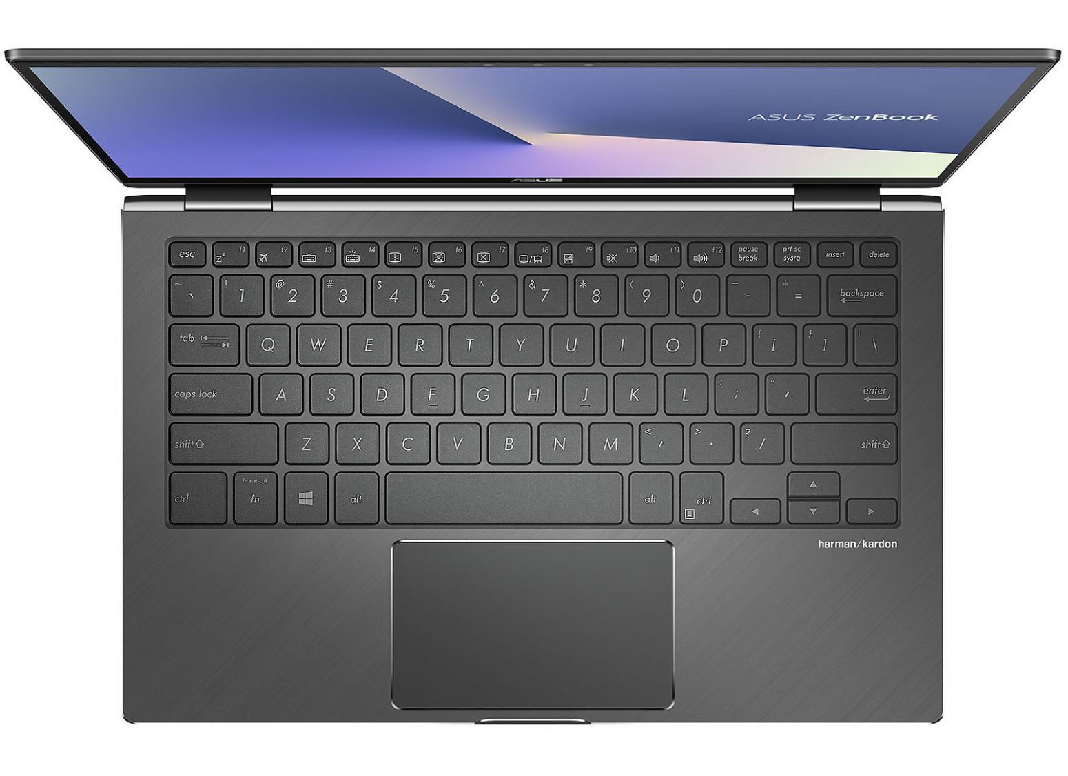 Ordinateur portable Asus ZenBook Flip UX362FA-EL093R Gris - Pro - photo 4