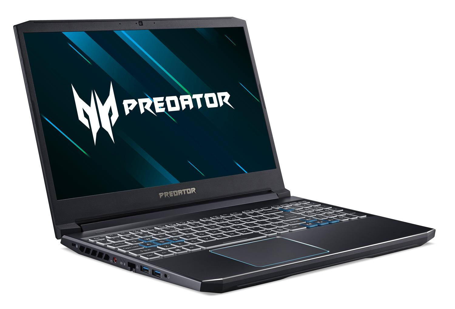 Image du PC portable Acer Predator Helios PH315-52-754M (NH.Q53EF.018) - GTX 1660 Ti, 144Hz
