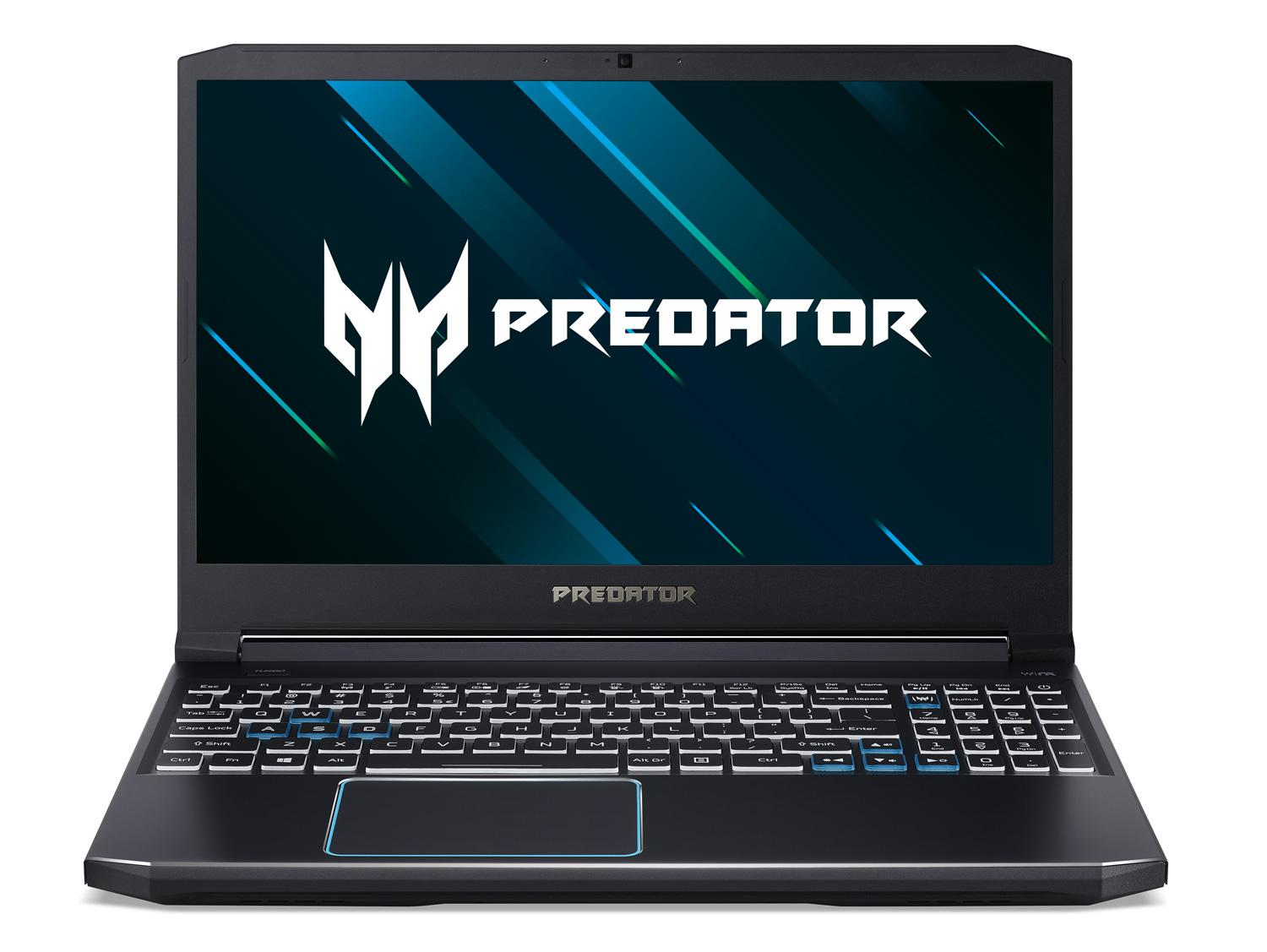Ordinateur portable Acer Predator Helios PH315-52-754M (NH.Q53EF.018) - GTX 1660 Ti, 144Hz - photo 2