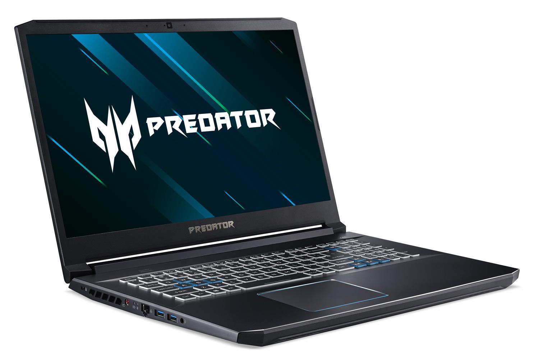 Image du PC portable Acer Predator Helios 300 PH317-53-78V4 - GTX 1660 Ti, 120Hz