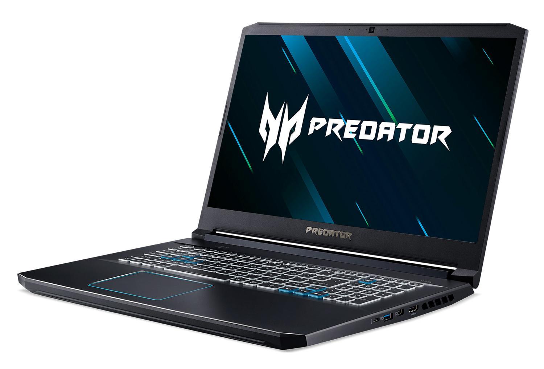 Ordinateur portable Acer Predator Helios 300 PH317-53-78V4 - GTX 1660 Ti, 120Hz - photo 3