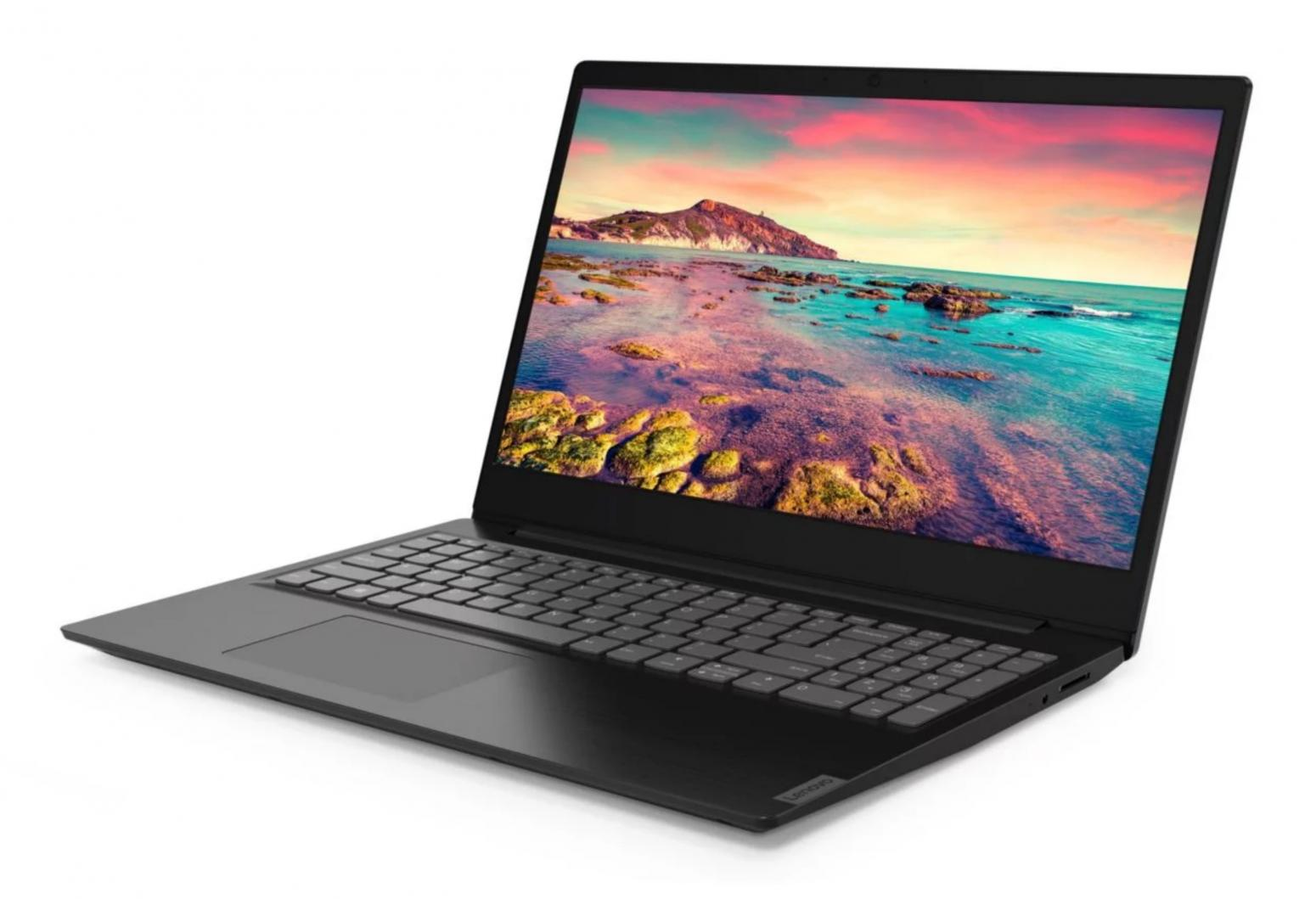 Ordinateur portable Lenovo Ideapad S145-15IWL (81MV00E6FR) Noir - photo 2