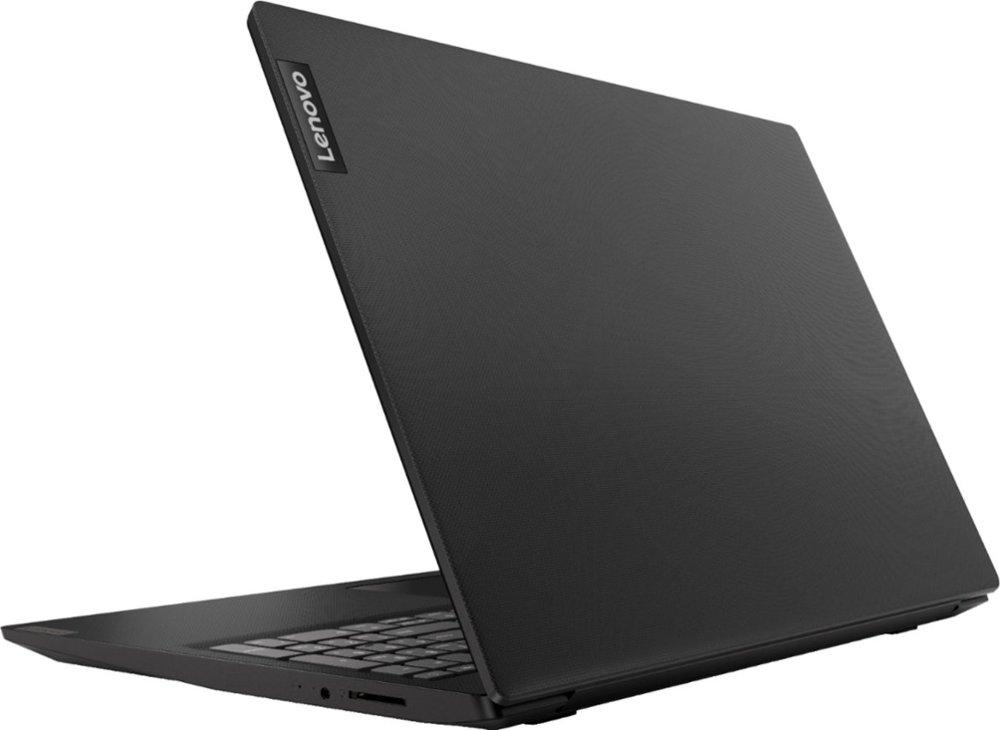 Ordinateur portable Lenovo Ideapad S145-15IWL (81MV00E6FR) Noir - photo 3