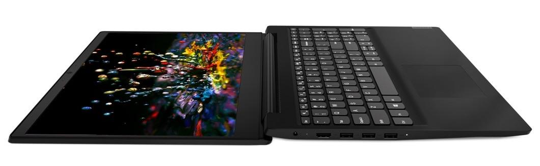 Ordinateur portable Lenovo Ideapad S145-15IWL (81MV00E6FR) Noir - photo 6