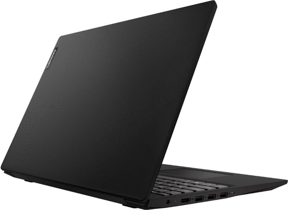 Ordinateur portable Lenovo Ideapad S145-15IWL (81MV00E6FR) Noir - photo 7