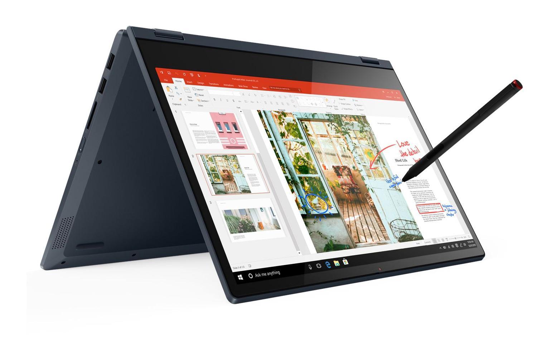 Image du PC portable Lenovo IdeaPad C340-14IWL (81N40032FR) Bleu - SSD 512 Go