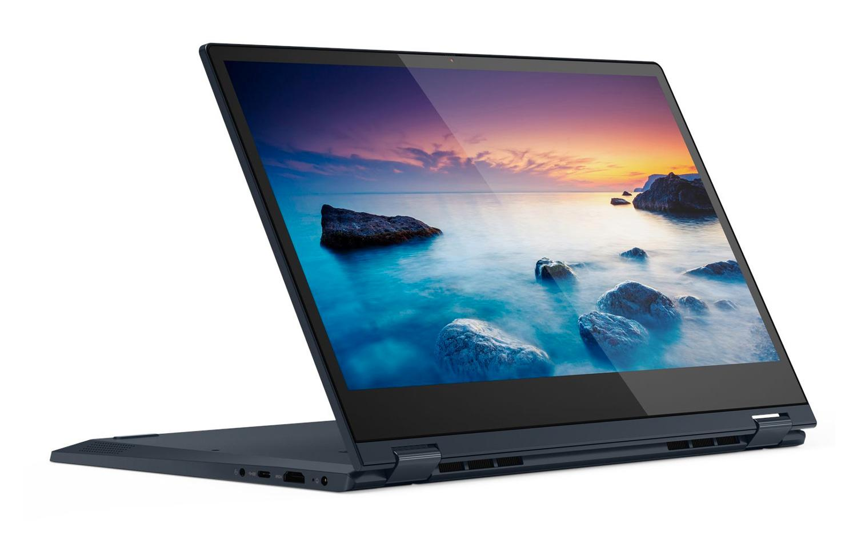 Ordinateur portable Lenovo IdeaPad C340-14IWL (81N40032FR) Bleu - SSD 512 Go - photo 6