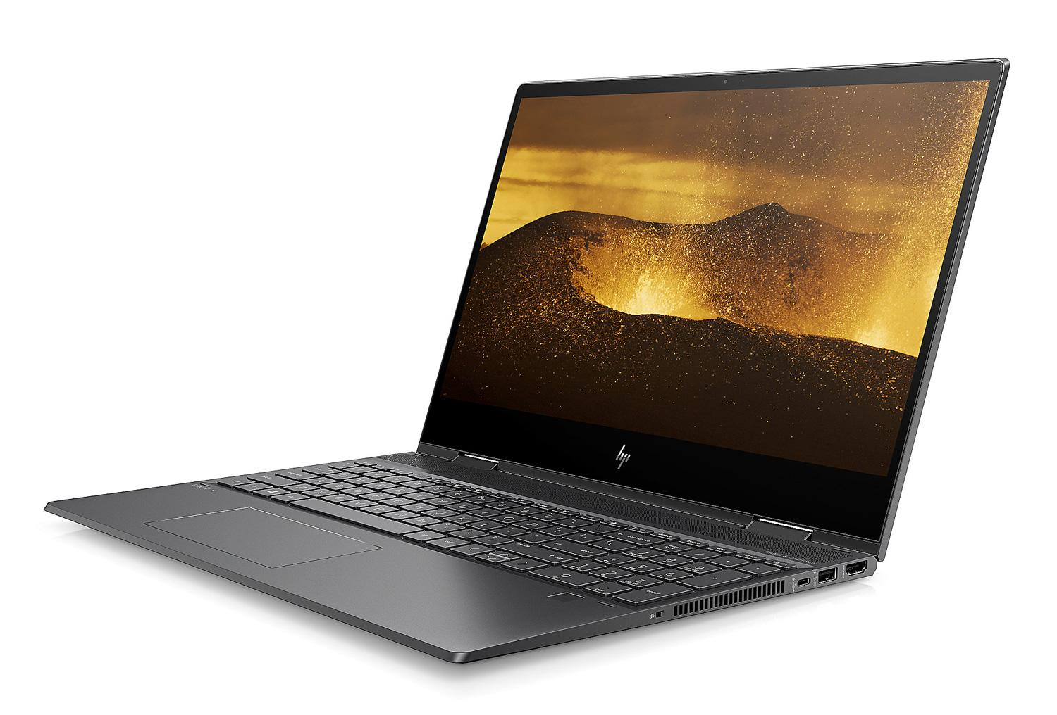 Ordinateur portable HP Envy x360 15-ds0004nf Noir cendre tactile - AMD Ryzen 5 - photo 4