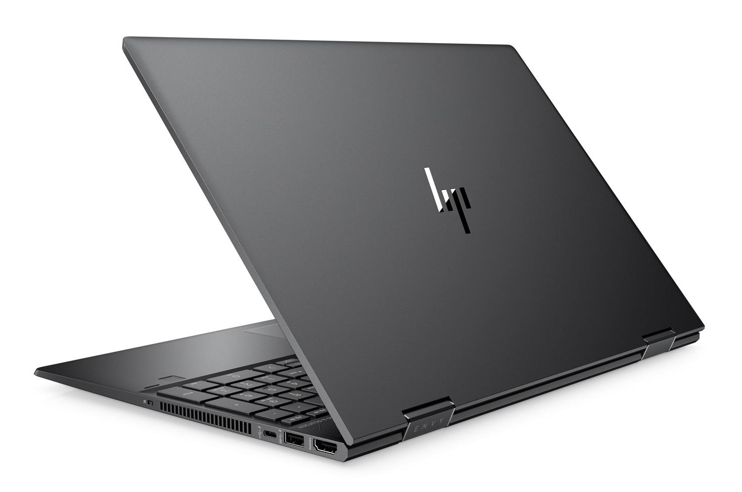 Ordinateur portable HP Envy x360 15-ds0004nf Noir cendre tactile - AMD Ryzen 5 - photo 6