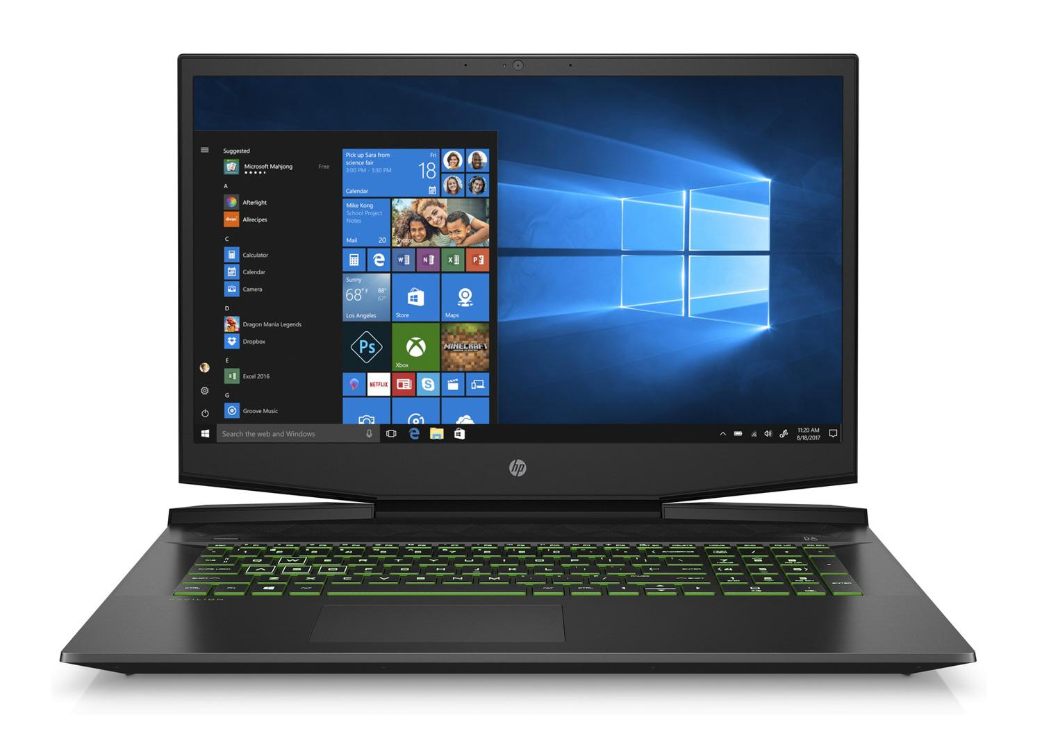 Ordinateur portable HP Pavilion Gaming 17-cd0068nf - GTX 1660 Ti, IPS, Coffee Refresh - photo 3