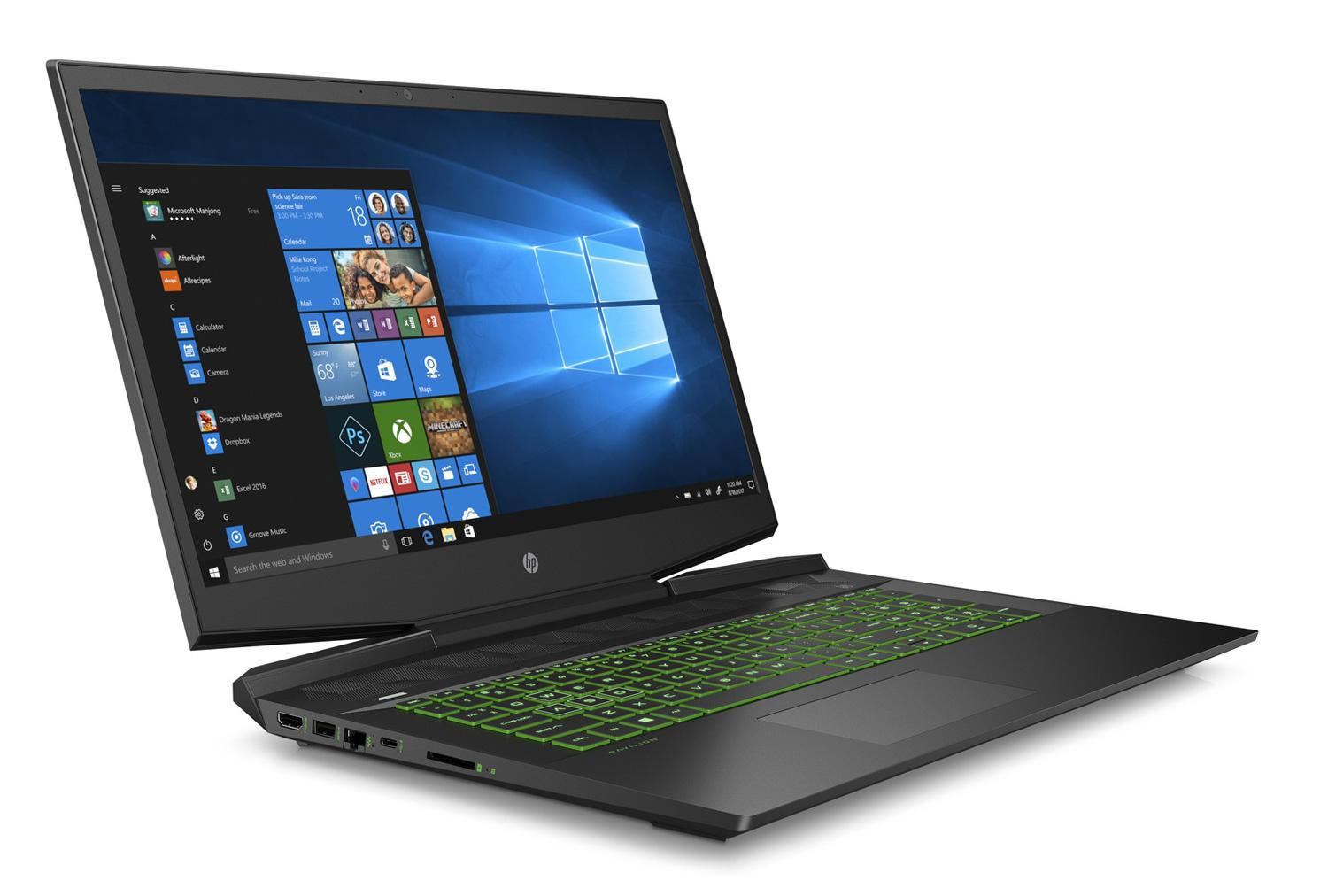 Ordinateur portable HP Pavilion Gaming 17-cd0068nf - GTX 1660 Ti, IPS, Coffee Refresh - photo 4