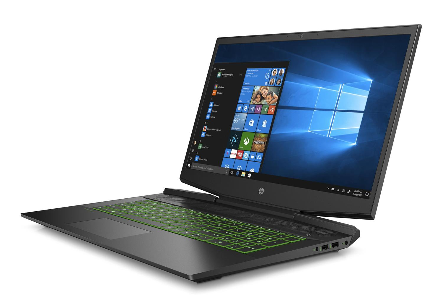 Ordinateur portable HP Pavilion Gaming 17-cd0068nf - GTX 1660 Ti, IPS, Coffee Refresh - photo 5
