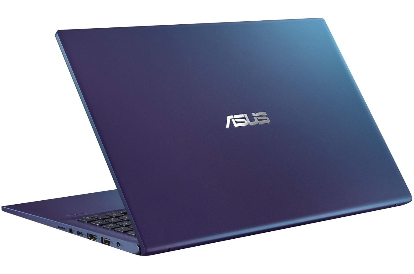 Ordinateur portable Asus VivoBook S512DA-EJ803T Bleu - Ryzen 3, SSD 512 Go - photo 3