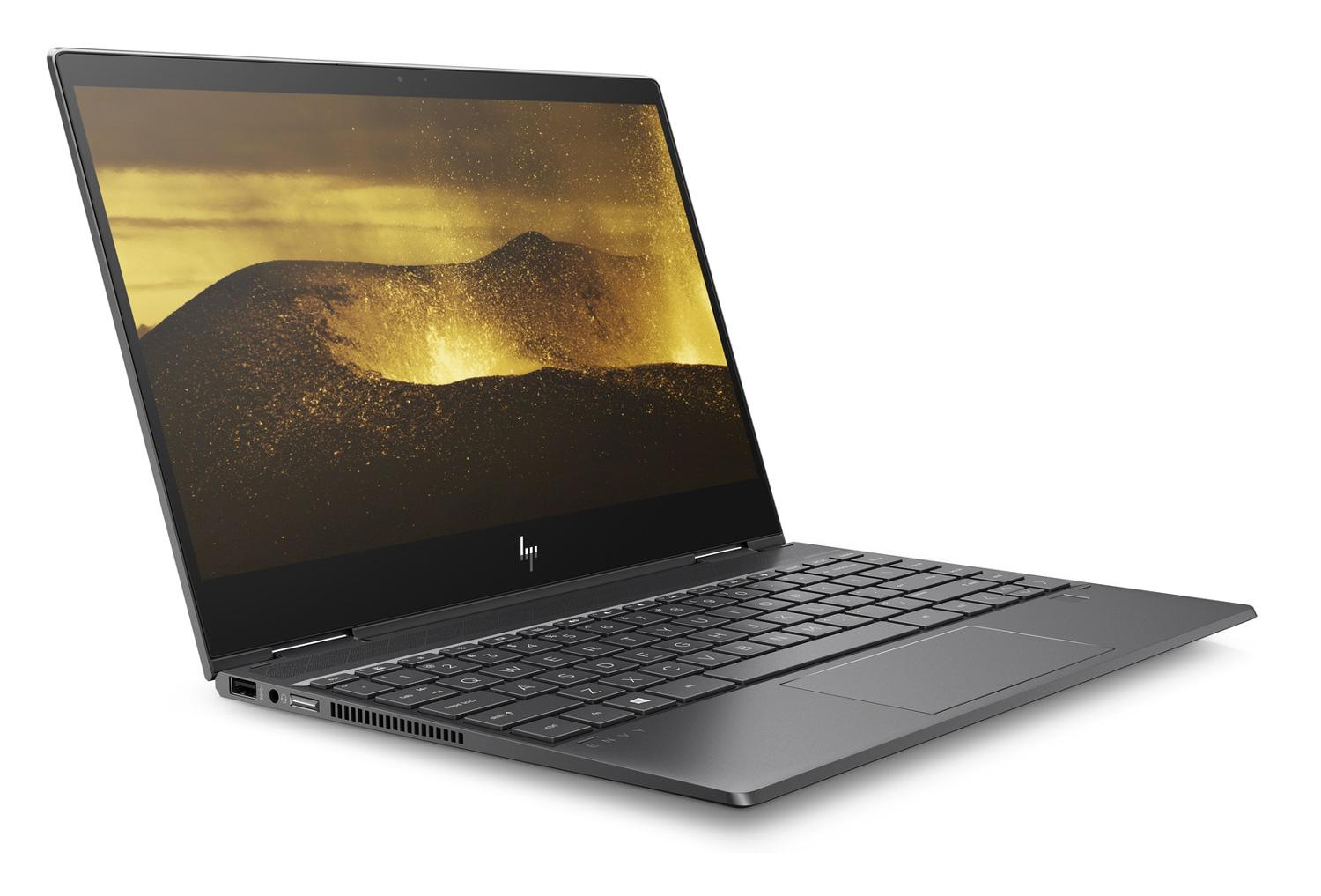 Ordinateur portable HP Envy x360 13-ar0009nf Noir tactile - photo 2