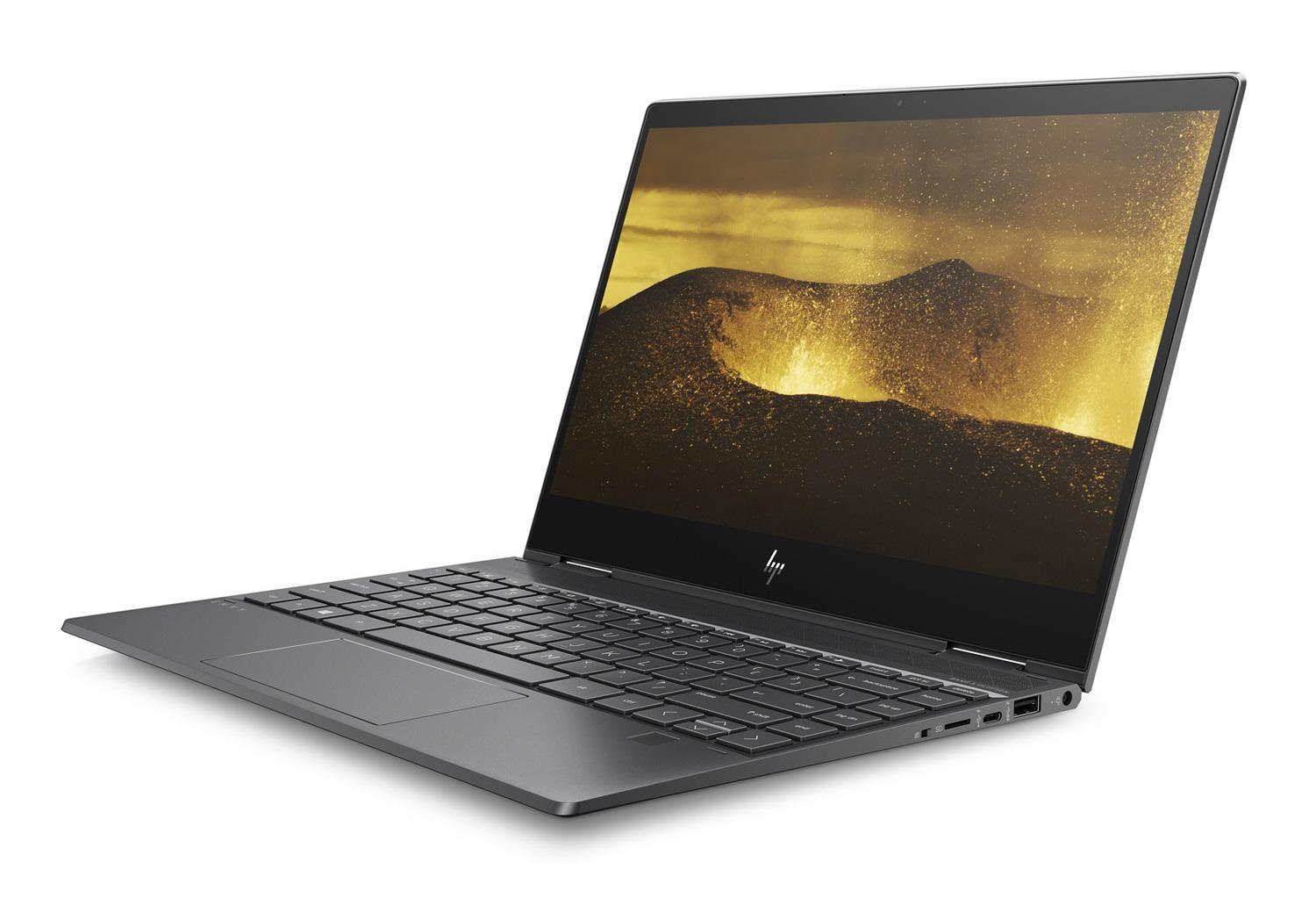 Ordinateur portable HP Envy x360 13-ar0009nf Noir tactile - photo 4
