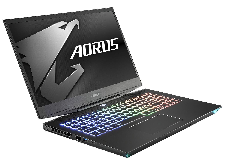 Ordinateur portable Aorus 15 XA-7FR5252W - GeForce RTX 2070, 240Hz, SSD 512 Go + 2 To, Coffee Refresh - photo 4
