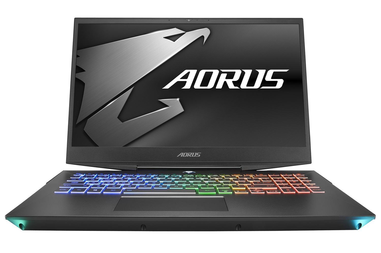 Ordinateur portable Aorus 15 XA-7FR5252W - GeForce RTX 2070, 240Hz, SSD 512 Go + 2 To, Coffee Refresh - photo 5