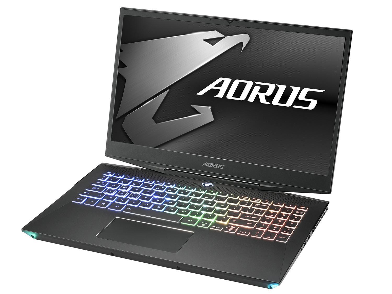 Ordinateur portable Aorus 15 XA-7FR5252W - GeForce RTX 2070, 240Hz, SSD 512 Go + 2 To, Coffee Refresh - photo 6