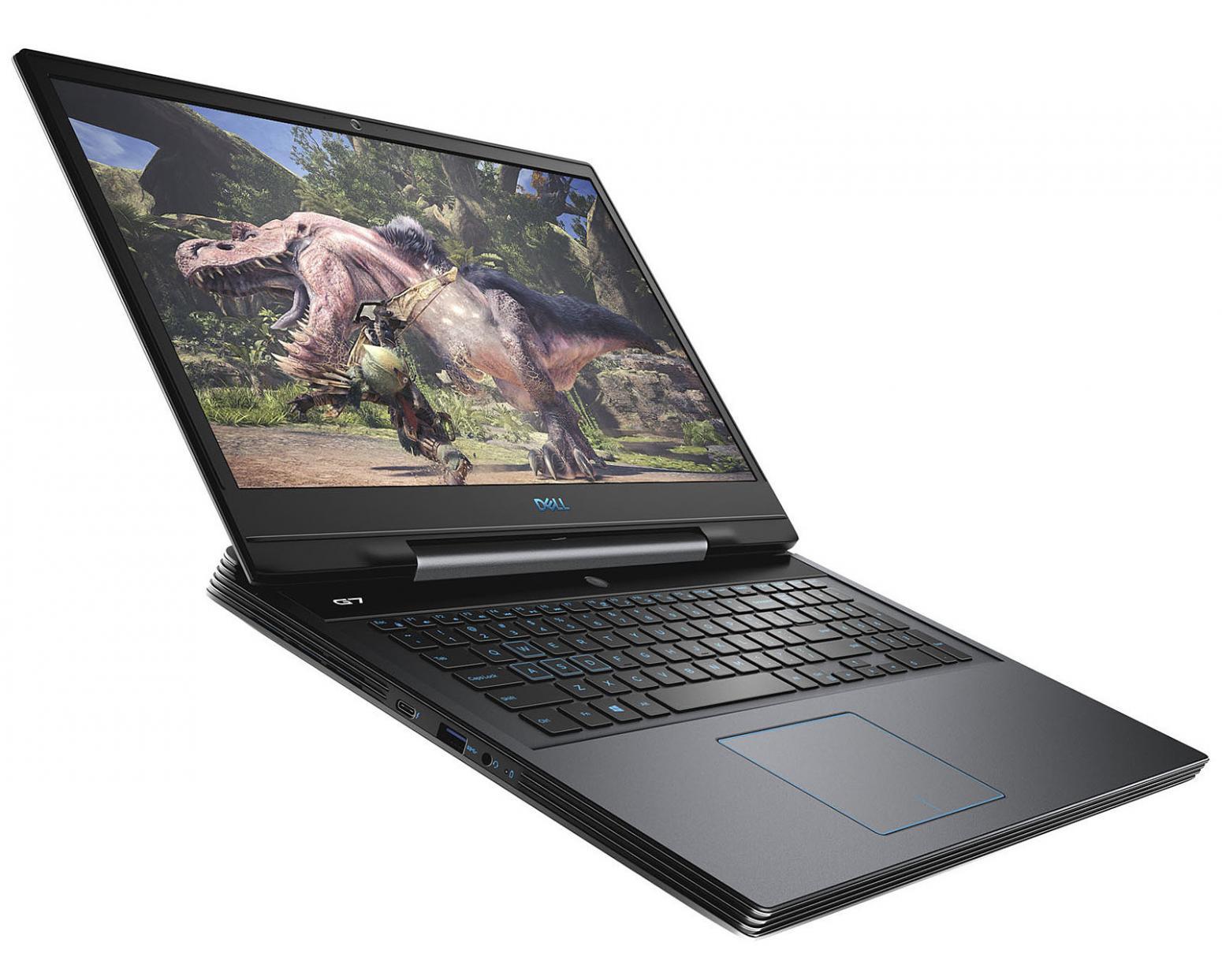 Image du PC portable Dell G7 17 7790 (29D8X) Noir - RTX 2060, Hexa Core i7