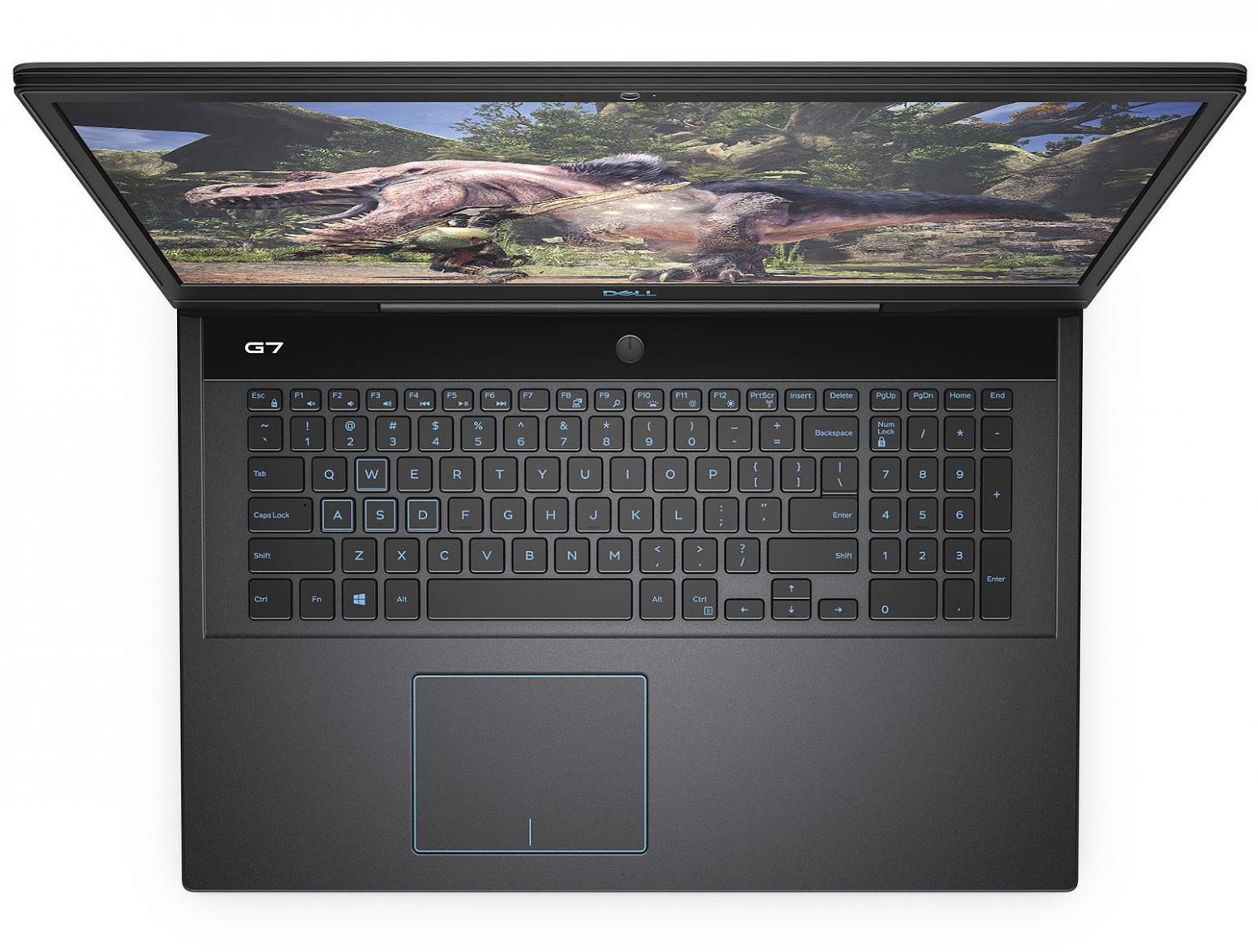 Ordinateur portable Dell G7 17 7790 (29D8X) Noir - RTX 2060, Hexa Core i7 - photo 3