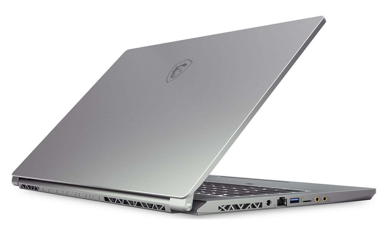Image du PC portable MSI P75 9SD-689FR Creator - GTX 1660 Ti