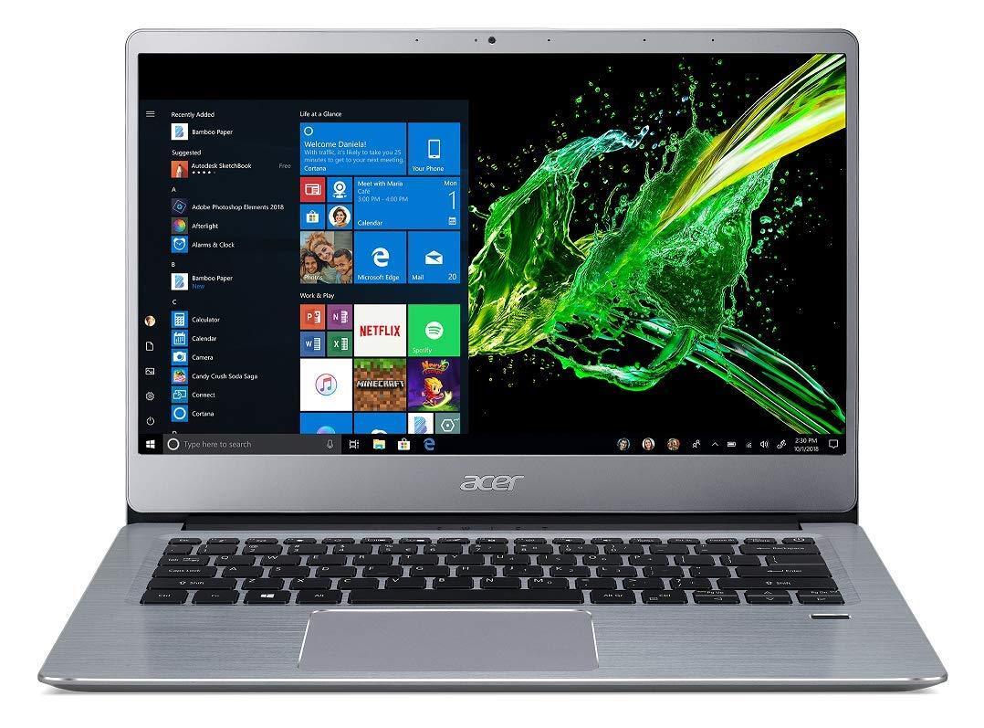 Ordinateur portable Acer Swift 3 SF314-41-R1X6 (NX.HFDEF.005) Argent - Ryzen 5 - photo 2