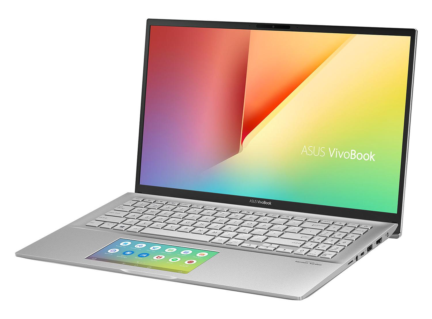 Ordinateur portable Asus Vivobook S532FA-BQ021T Argent - ScreenPad 2.0, SSD 1 To - photo 2