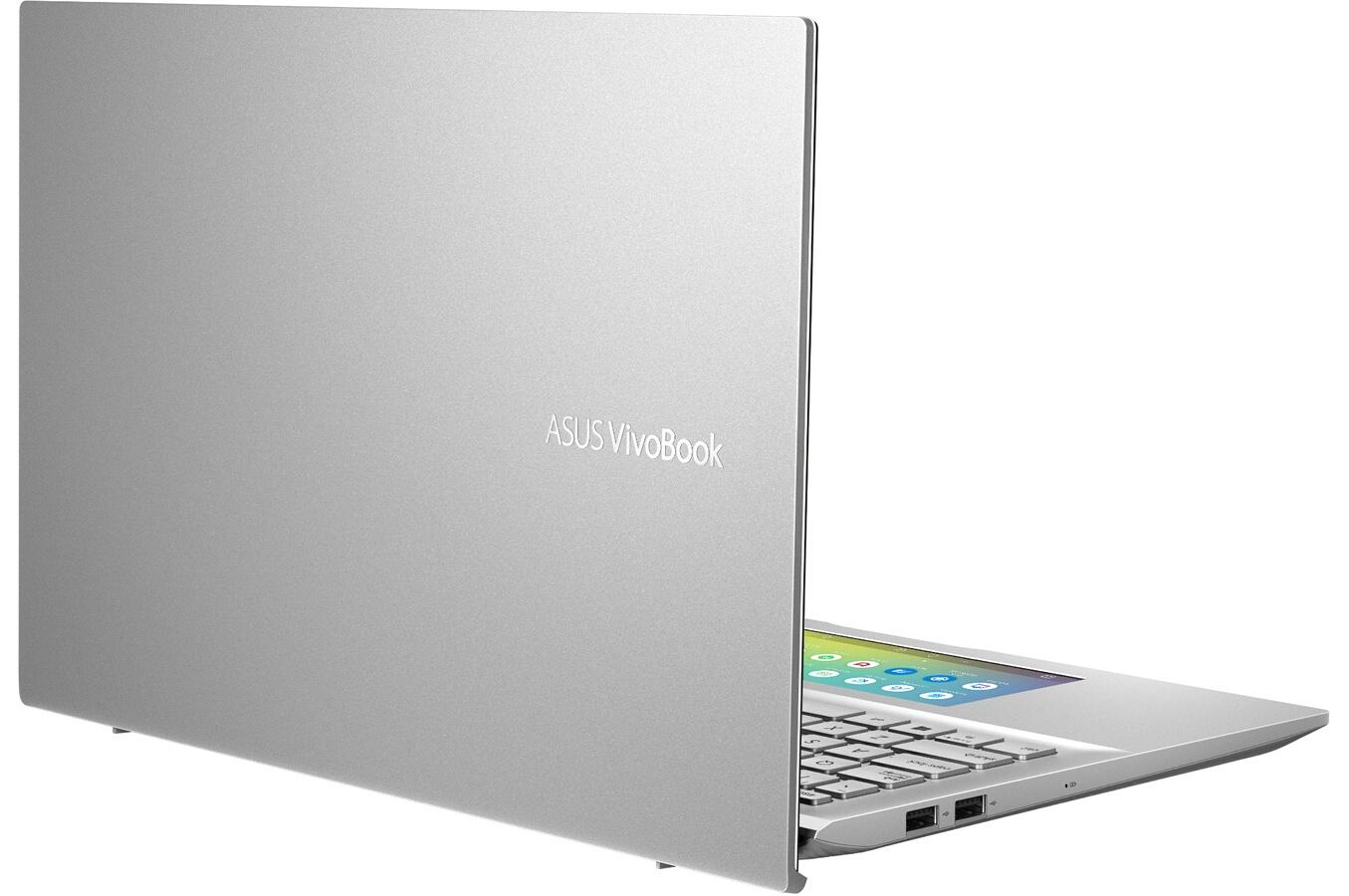 Ordinateur portable Asus Vivobook S532FA-BQ021T Argent - ScreenPad 2.0, SSD 1 To - photo 6