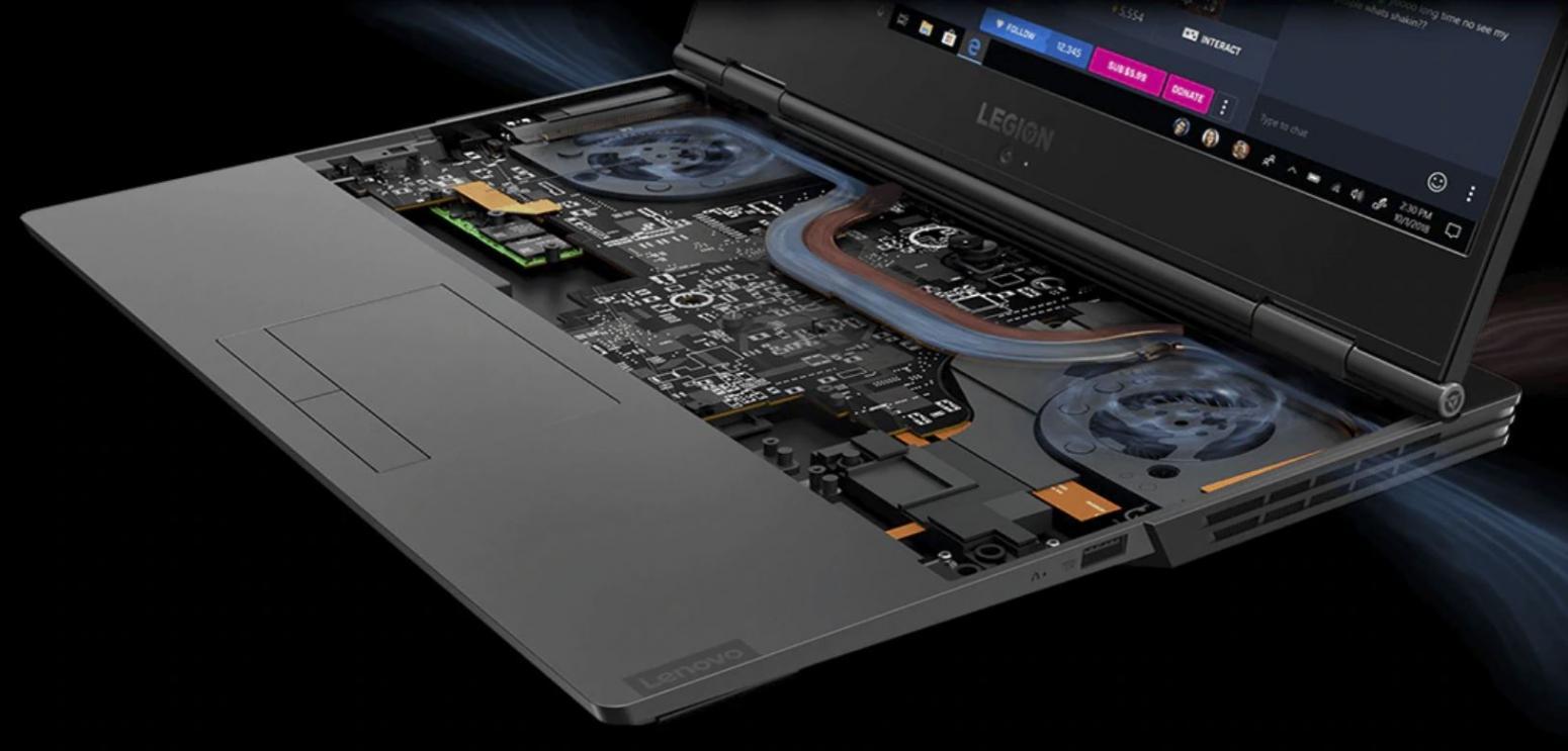 Ordinateur portable Lenovo Legion Y540-15IRH (81SX00HQFR) - GTX 1660 Ti - photo 9