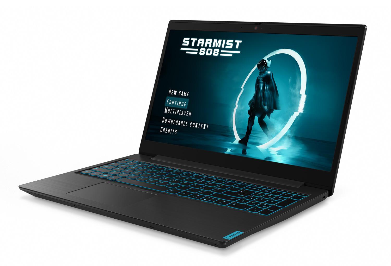 Image du PC portable Lenovo Ideapad L340-15IRH (81LK00KGFR) Noir - GTX 1050, SSD