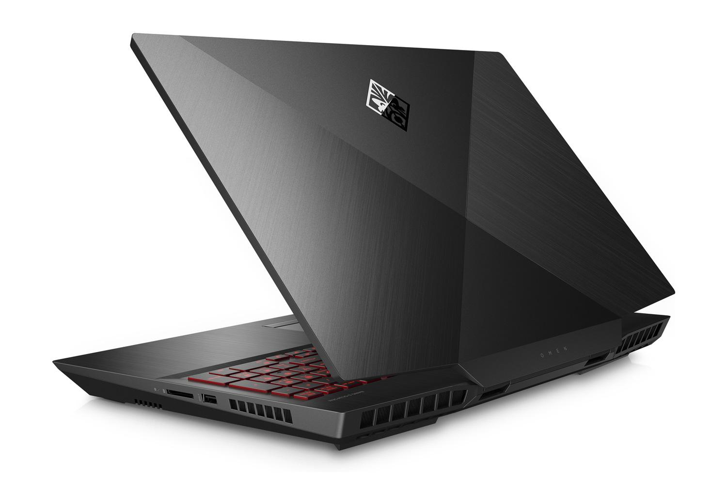 Ordinateur portable HP Omen 17-cb0037nf - Core i9, RTX 2080, IPS 144Hz, SSD Optane H10 - photo 4