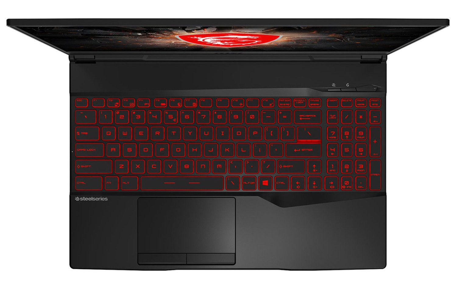 Ordinateur portable MSI GL65 9SD-069FR - GTX 1660 Ti, 120Hz - photo 6