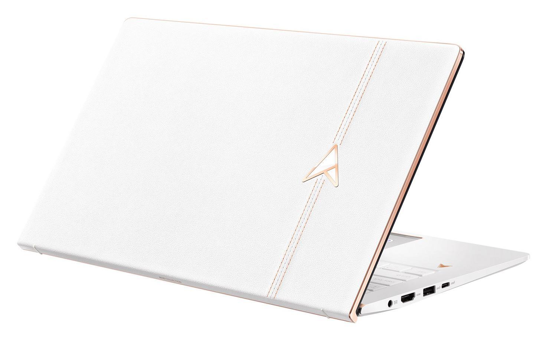Ordinateur portable Asus Zenbook Edition 30 UX334FL-A4021T Cuir blanc - MX250, SSD 1 To, ScreenPad - photo 4