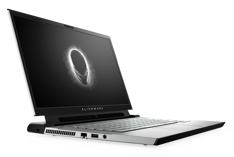 Ordinateur portable Alienware m15 R2 PT3K Argent - 4K OLED, RTX 2070, SSD 1 To - photo 4