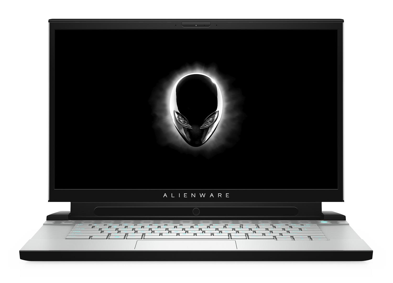 Ordinateur portable Alienware m15 R2 PT3K Argent - 4K OLED, RTX 2070, SSD 1 To - photo 5