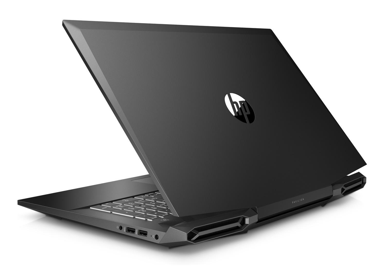 Ordinateur portable HP Pavilion Gaming 17-cd0077nf Noir/Blanc - GTX 1650, Sans Windows - photo 4