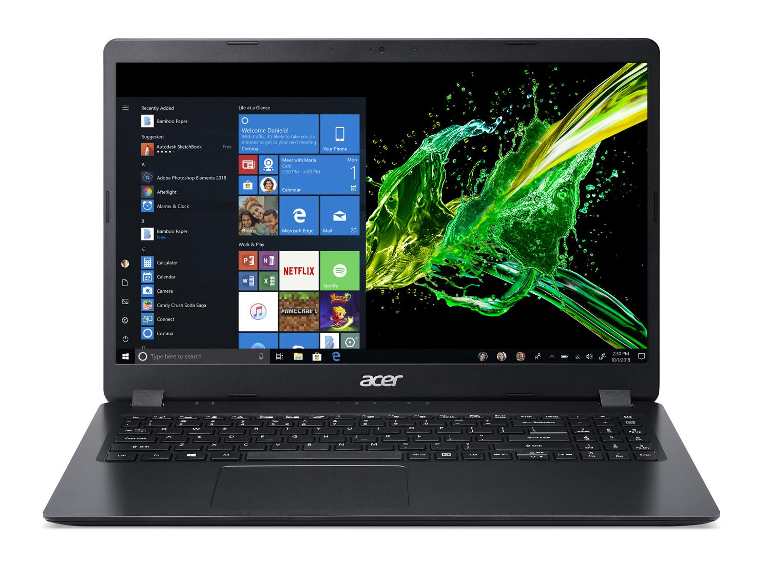Ordinateur portable Acer Aspire 3 A315-42-R5KQ - Ryzen 3, SSD - photo 2