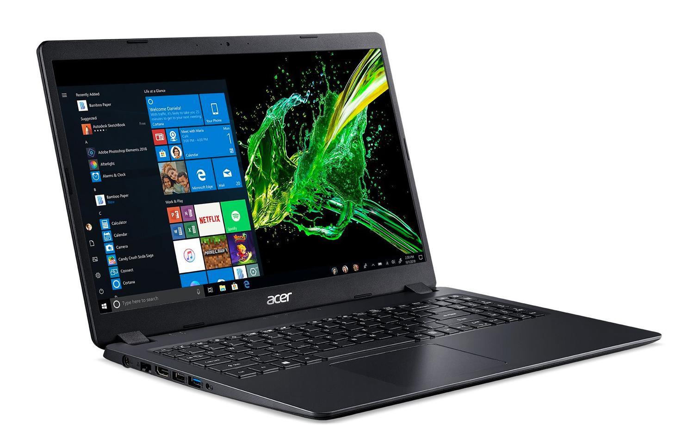Image du PC portable Acer Aspire 3 A315-34-C0RE Noir - Full HD